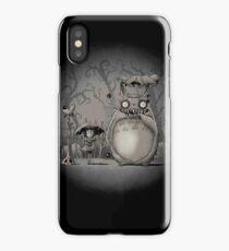 My Creepy Neighbor iPhone Case