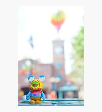 Muppet 3D Vinylmation in Hollywood Studios Photographic Print