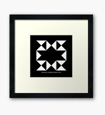 Design 203 Framed Print