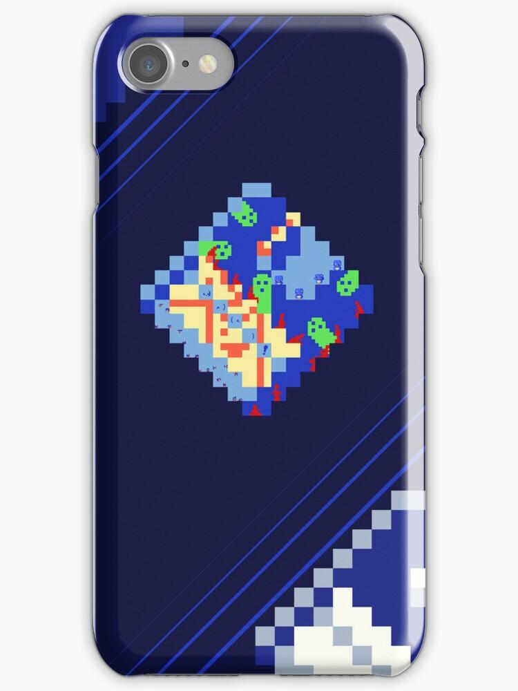 Little Floppy World by BusyPixel
