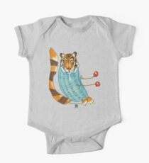 Tiger in Stripes Kids Clothes