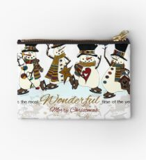 Snow Play Studio Pouch