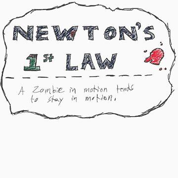 Newton's First Law by kuraienko