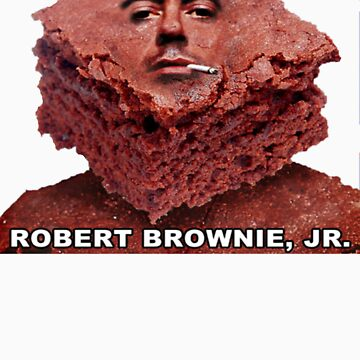 Robert Brownie Jr. by blakethewizz