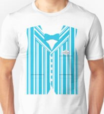 Dapper Dans Vest - Blue Unisex T-Shirt