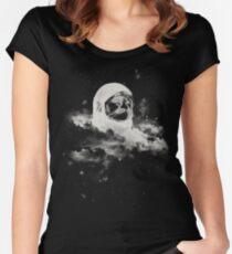 Intercatlactic Women's Fitted Scoop T-Shirt