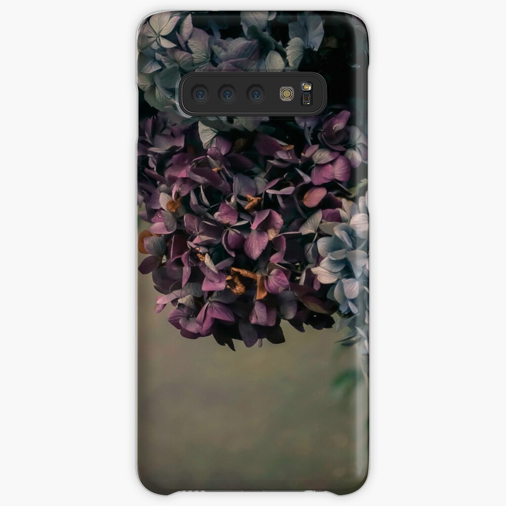 Hydrangea in the Fall Case & Skin for Samsung Galaxy