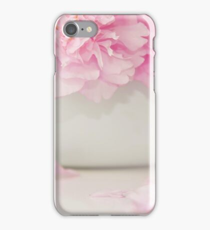 still in pink iPhone Case/Skin