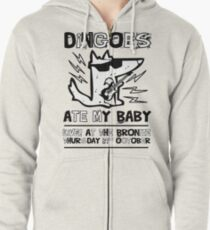 Dingoes Ate My Baby | Buffy The Vampire Slayer Band T-shirt Zipped Hoodie