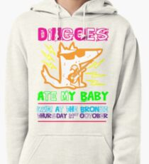 Dingoes Ate My Baby | Buffy The Vampire Slayer Band T-shirt [Neon] Pullover Hoodie