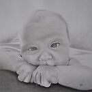 A2 Graphite pencil by Peter Lawton