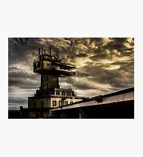 Harbour Control Photographic Print