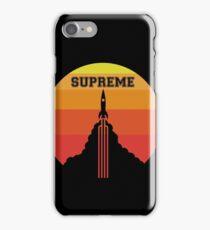 Supreme Rocket iPhone Case/Skin