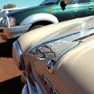 Peugeot 403 by William Arnold