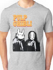 Pulp Ghibli - Studio Ghibli and Pulp Fiction Unisex T-Shirt
