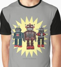 We Are The Robots Graphic T-Shirt
