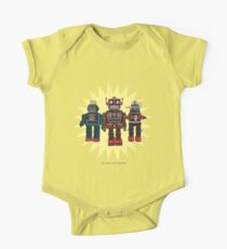 We Are The Robots Kids Clothes