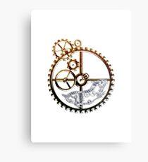 Industrial Hamster Metal Print
