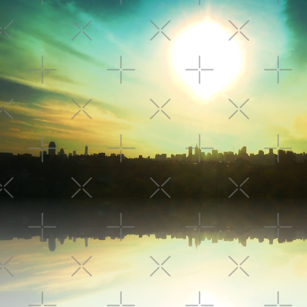 "NYC - Light of Lights by Christine ""Xine"" Segalas"