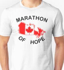 Marathon of Hope, 1980 Unisex T-Shirt