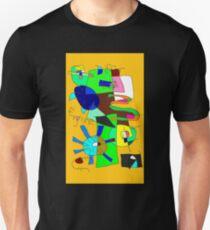 """Differ Ants Engine"" by Richard F. Yates Unisex T-Shirt"