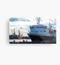 Bucket List: National Geographic Explorer Expedition Metal Print
