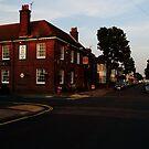 backstreet pub by thermosoflask