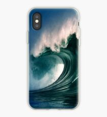 iPhone Case. Winter Waves At Waimea Bay 2 iPhone Case