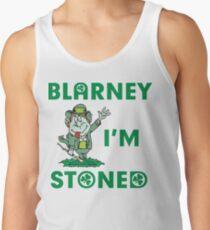 Irish Blarney I'm Stoned Tank Top