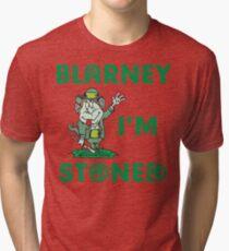 Irish Blarney I'm Stoned Tri-blend T-Shirt