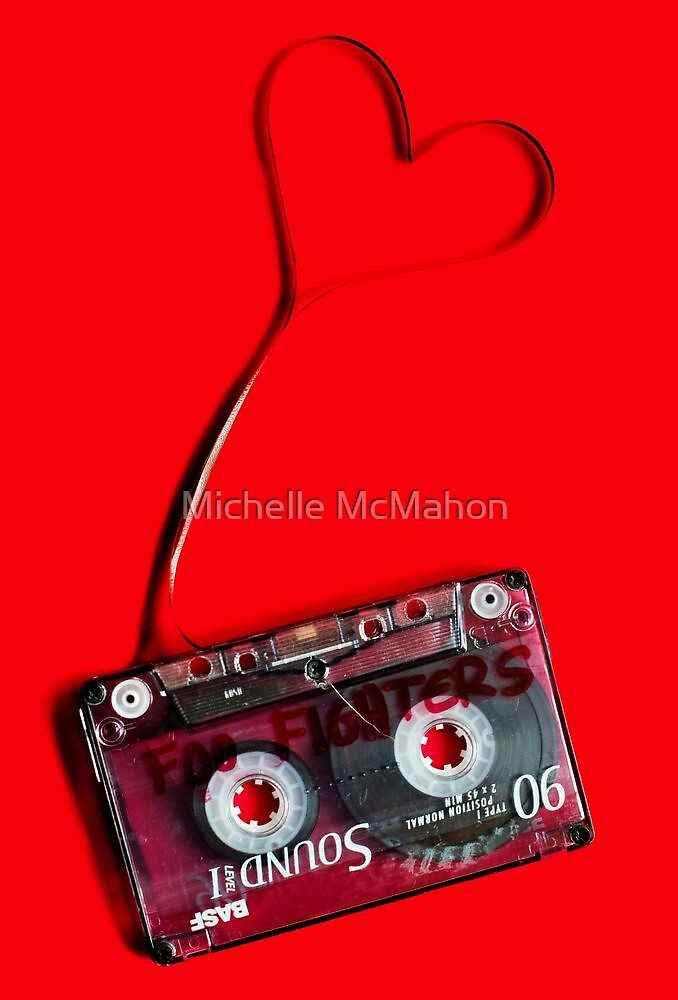the colour and the shape by Michelle McMahon