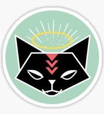 Cat Tribe 01 Sticker