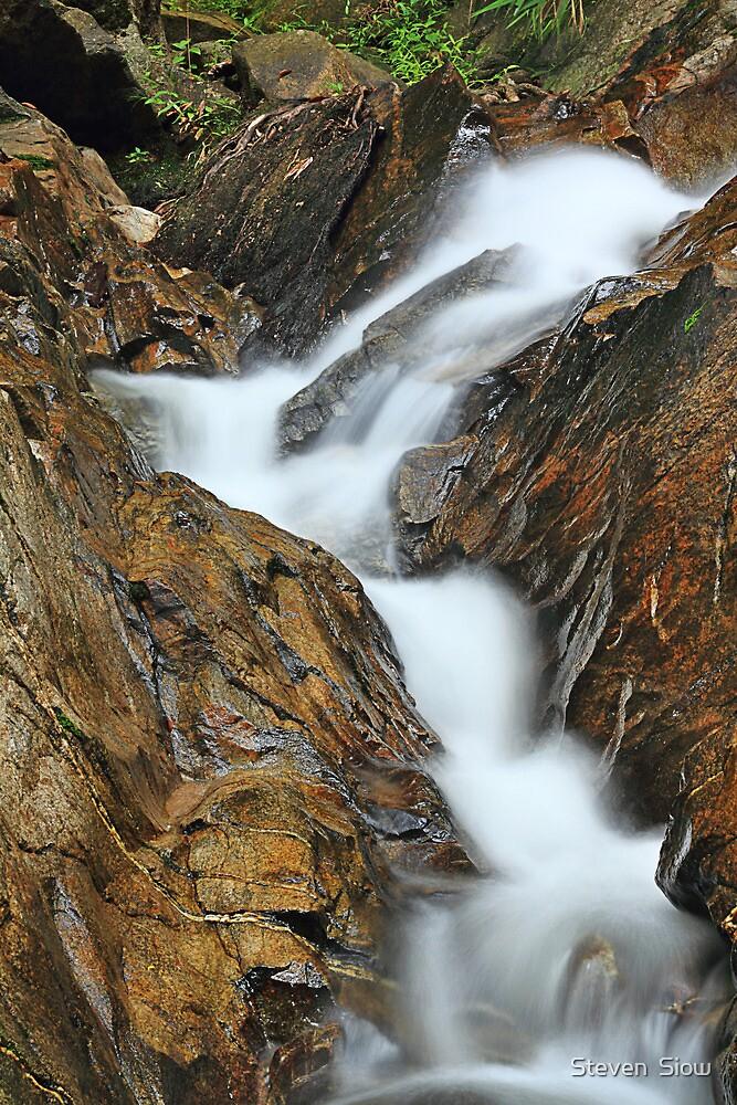 201209080835 Waterfall by Steven  Siow