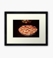 Ariel's Apple Pie Framed Print