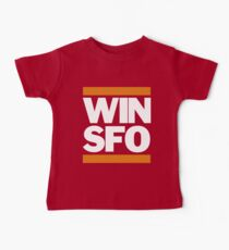 San Francisco Giants WIN SFO (kids size) Kids Clothes