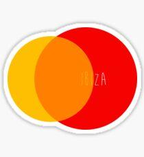 Ibiza Summer Sticker