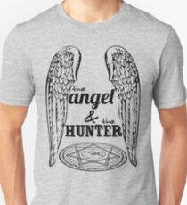 The Angel & The Hunter Unisex T-Shirt