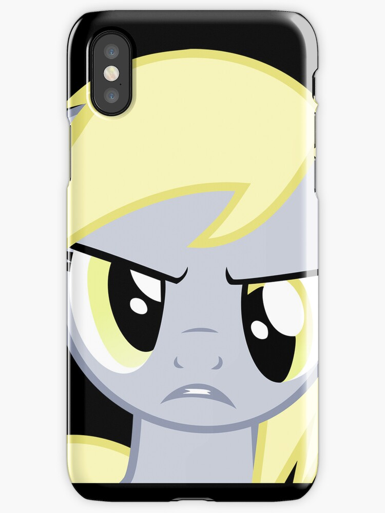 Derpy Mad by PonyCases