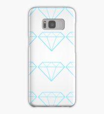 Diamonds are a Girl's Bestfriend Samsung Galaxy Case/Skin