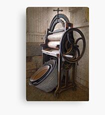 Labour Saving Device!  Canvas Print