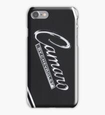 Car Camaro Badge iPhone Case/Skin
