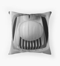 SLICER Throw Pillow