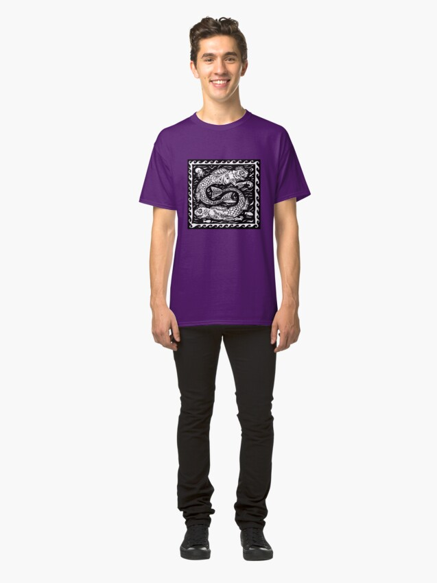 Alternate view of The Deep Ones (Full print)  Classic T-Shirt