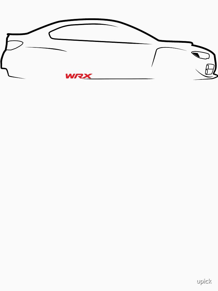 2015 Subaru WRX Profile by upick