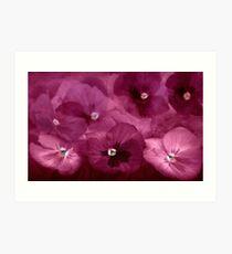 """Precious in Pink...."" Art Print"