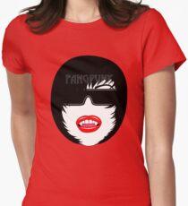 Fangpunk T shirt Womens Fitted T-Shirt