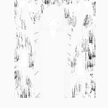 Phantom Cats T-shirt by Allie Hartley  by AllieLHartley
