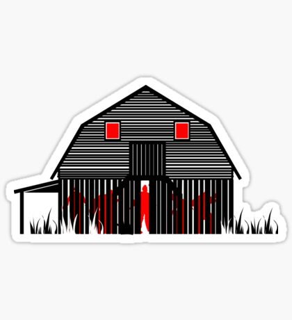 Party at the Barn Sticker