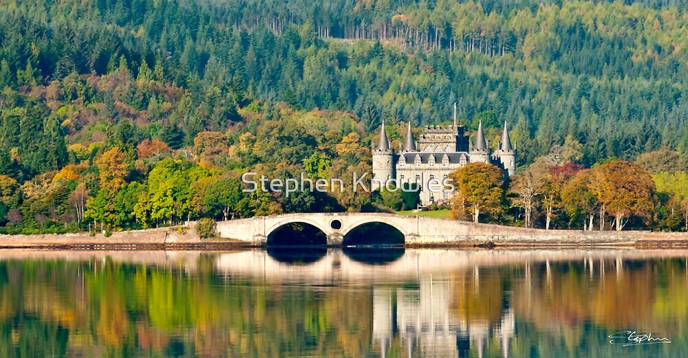 Inveraray Castle by Stephen Knowles