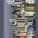 Goiania (faux tiltshift) by Zack Nichols